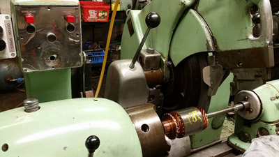 Lancaster Engines