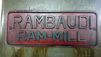 Rambaudi ram-mill